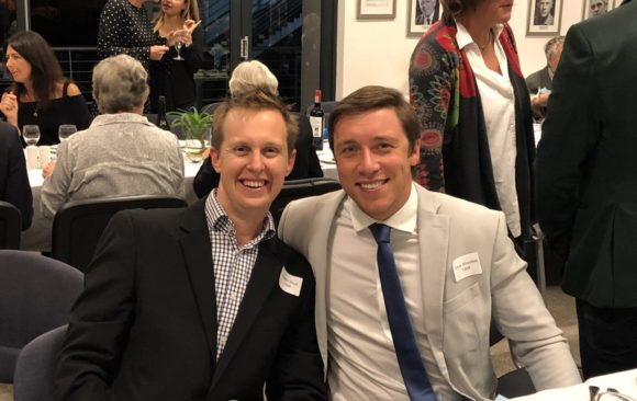Old Friends Reunited – Gaudy Dinner 2018